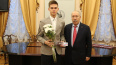 В Петербурге вручили награды Министерства спорта РФ