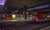 На вокзале вПушкиневосстановили электроснабжение