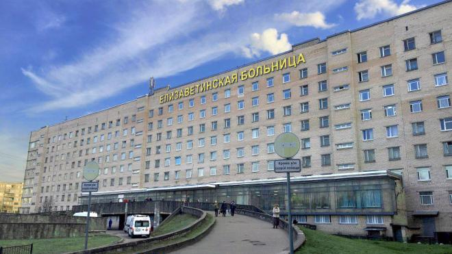Руководство Елизаветинской больницы в Петербурге стало фигурантом дела о мошенничестве