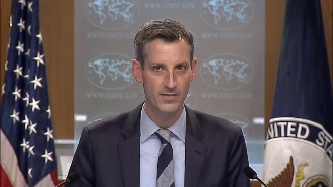 Блинкен обсудил с Пашиняном ситуацию в Армении и Нагорном Карабахе