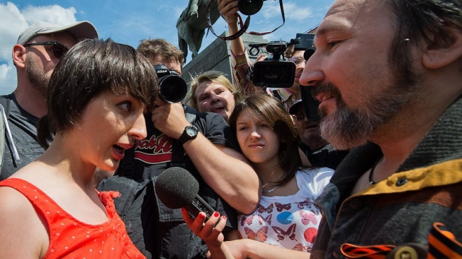 Отчаянную журналистку Костюченко допросят про оскорбленную Мизулину