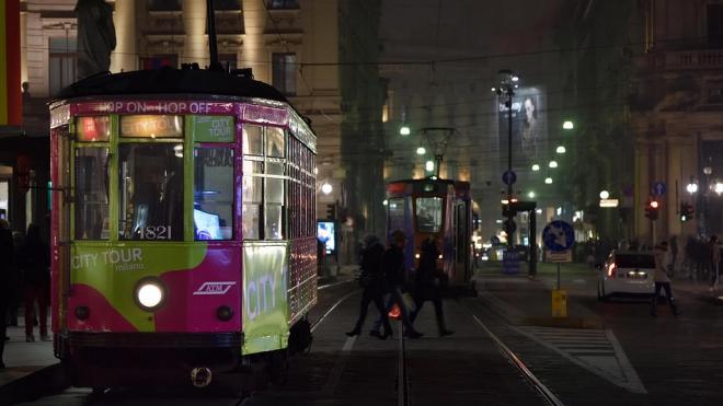 Смольный купил подержанный трамвай