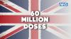 Джонсон: в Великобритании проведено 60 млн вакцинаций ...