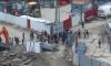 Массовая драка мигрантов на стройке в Кудрово попала на видео