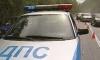 Грузовик на Московском шоссе протаранил остановку: трое госпитализированы