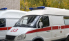 В Киришском районе спасатели вытащили водителя из грузовика после ДТП