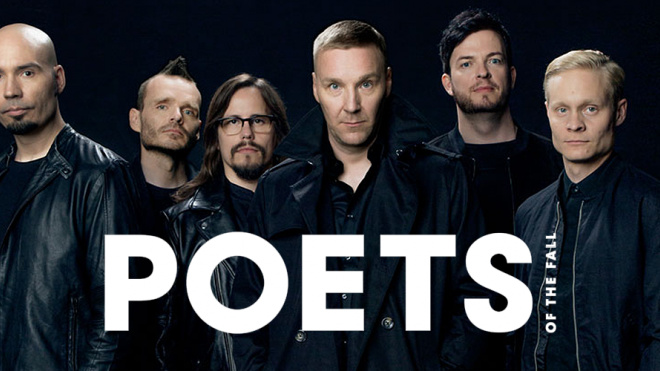 Концерт Poets of the Fall