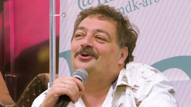 Дмитрия Быкова срочно отправили в Москву в госпиталь имени Бурденко