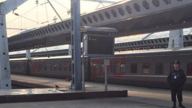 Московский вокзал эвакуировали из-за угрозы взрыва
