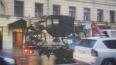 В центре Петербурга эвакуировали карету