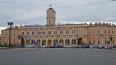 """""""Площадь Восстания-2"""" закрыли на вход с вокзала"""