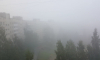 Петербург утром 10 сентября опять накрыл туман