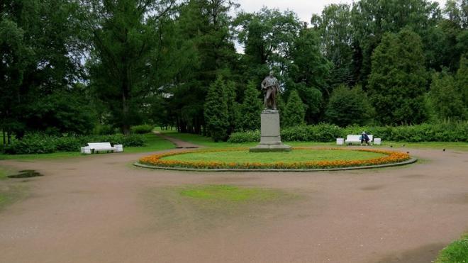 В Приморском парке Победы хотят создать первый городской огород и детский кластер