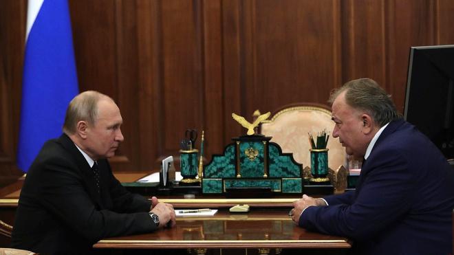 Врио главным по Ингушетии назначен Махмуд-Али Калиматов