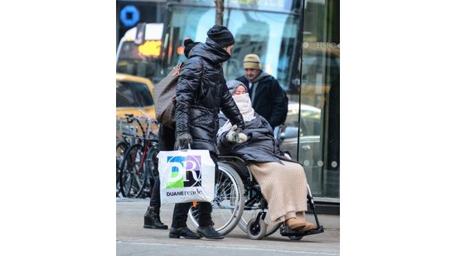 В Интернет просочились фотографии Жанны Фриске из больницы