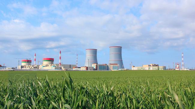 На первую в Белоруссии АЭС доставлено ядерное топливо