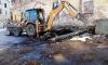 Выборгский Расэм убрал мусор около стен бывшего Кафедрального собора