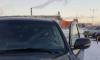 Бдительный менеджер помещал угонщику стащить Lexus с парковки на Пулковском
