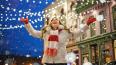 Рождественские гуляния в Петропавловке