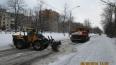 Названы худшие районы Петербурга по уборке улиц от снега