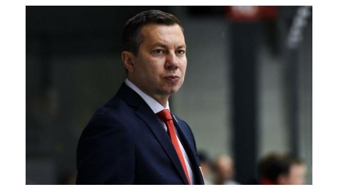 Илья Воробьев стал главным тренером СКА