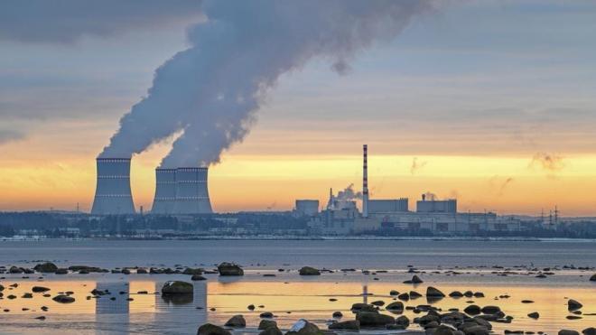 Пятый энергоблок на Ленинградской АЭС запустили раньше срока