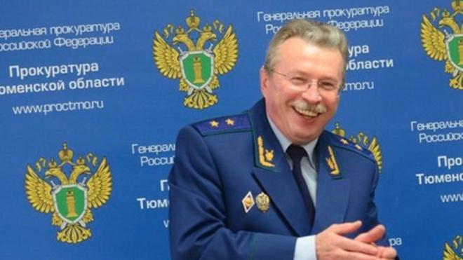 Владимира Владимирова назначили главой транспортной прокураторы Петербурга