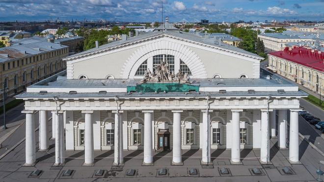 Угольная котельная Биржи обойдется Эрмитажу в 7,6 млн рублей