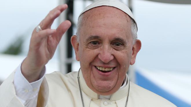 Опухоль головного мозга у Папы Римского оказалась фейком