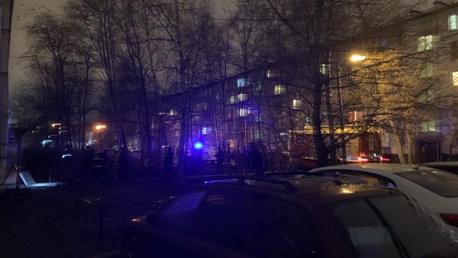 Спасенный из пожара на Ленинском проспекте 9-летний мальчик скончался