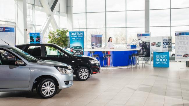 Названы 5 самых доступных автомобилей в России на сентябрь 2019