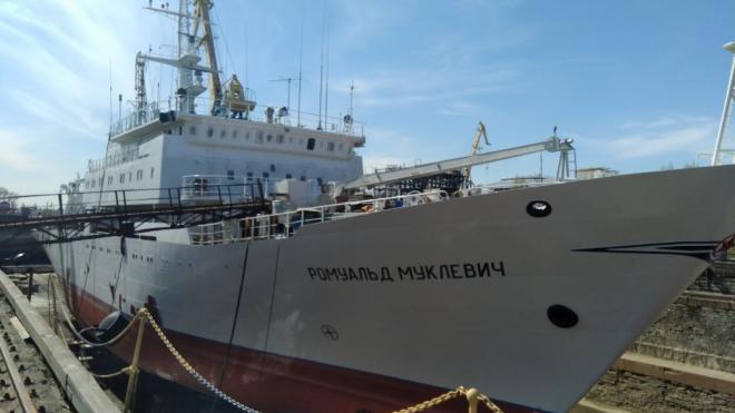 """После смерти рабочего на """"Ромуальде Муклевиче"""" завели уголовное дело"""