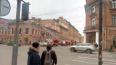Петербуржцы заметили спасателей и медиков на перекрестке ...