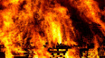 На проспекте Художников сгорела трехкомнатная квартира