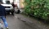 На проспекте Ветеранов у рюмочной умер петербуржец