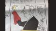 """Журнал """"Charlie Hebdo"""" высмеял президентские выборы ..."""