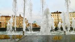 Сезон фонтанов в Петербурге начнется 1 мая