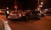 ДТП в Купчино столкнулись две иномарки: пострадала пенсионерка