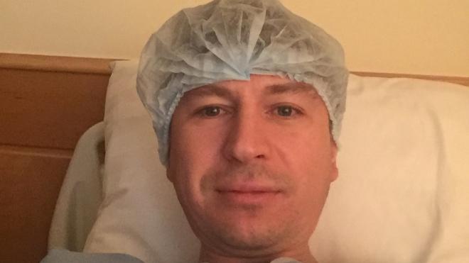 Алексей Ягудин рассказал подписчикам в Instagram об операции на голове