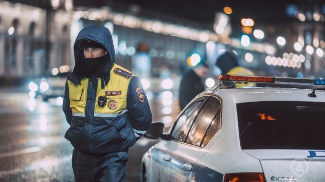 В Петербурге и области за выходные выявили более 150 нетрезвых водителей
