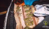 Сотрудники ГИБДД задержали автомобиль, в салоне которого обнаружили марихуану