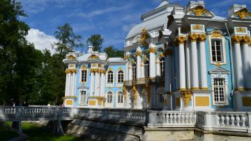 В Петербурге ищут подрядчиков для реставрации Царского села