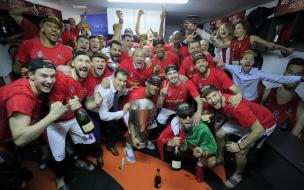 Российский клуб стал победителем баскетбольной Евролиги