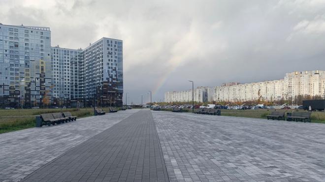 Жители Васильевского острова пожаловались на неприятный запах