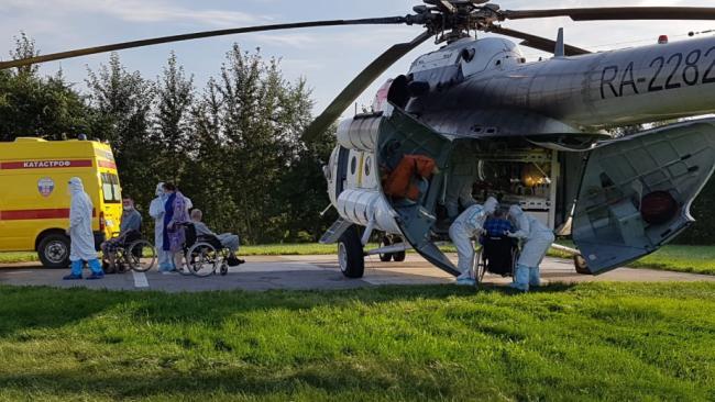 В доме престарелых в Комсомольске-на-Амуре коронавирусом заболело 195 человек