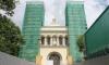 КГИОП выявил дефекты в ремонте фасадов исторических зданий Петербурга