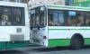 Два автобуса столкнулись на Парашютной