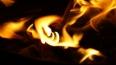 Сильный пожар уничтожил кровлю особняка Изенбека на Петр...