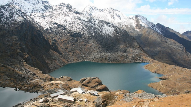 В горах Непала нашлись пропавшие российские альпинисты