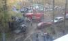 В пожаре на улице Есенина погибла собака